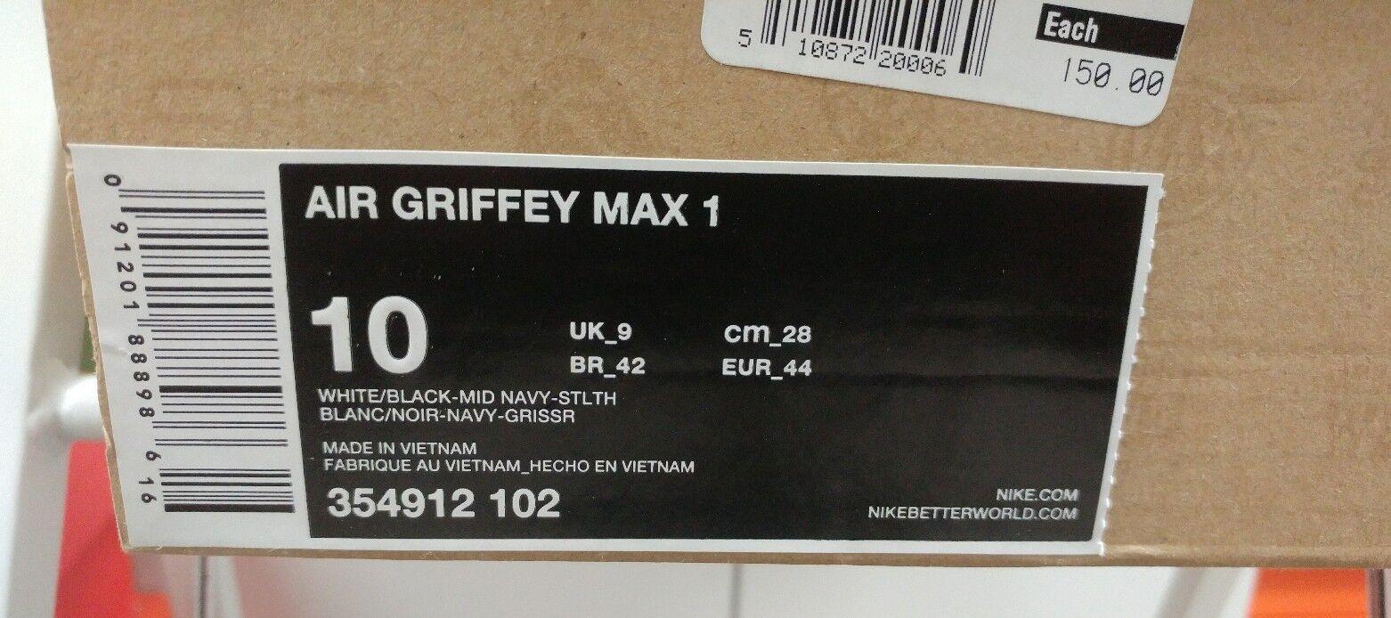 NIKE AIR GRIFFEY MAX SZ 1