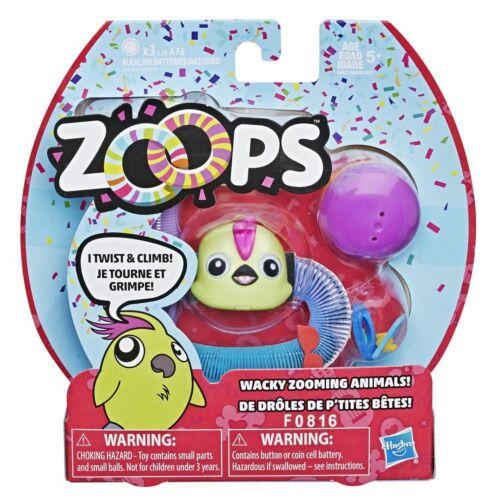 Cockatoo Hasbro e6237-Zoops-electrónico partytierchen