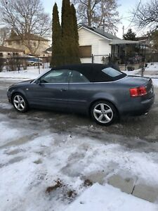 '08 Audi A4 needs some work