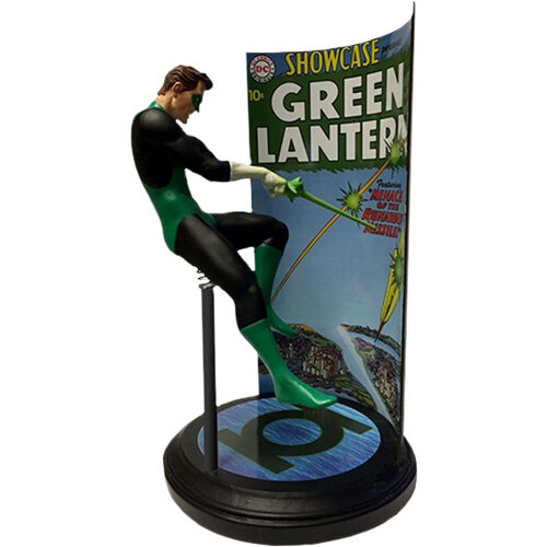 GREEN LANTERN - 8.5  Showcase Premium Motion Statue (Factory Entertainment)