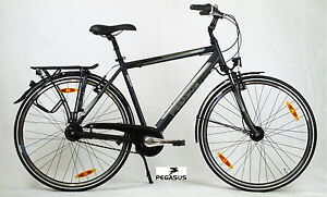 herren city fahrrad pegasus lakota 8 28 zoll shimano 8 g. Black Bedroom Furniture Sets. Home Design Ideas