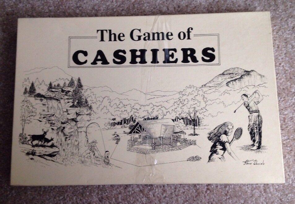 salida 1997 el el el juego de cajeros BoardJuego, cajeros, NC Juego de Mesa, Cocheolina del Norte  ventas de salida