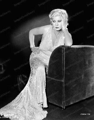 8x10 Print Mae West #87327888