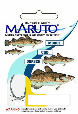 Maruto Carp MS gs Gr.4 8354 10 Stück