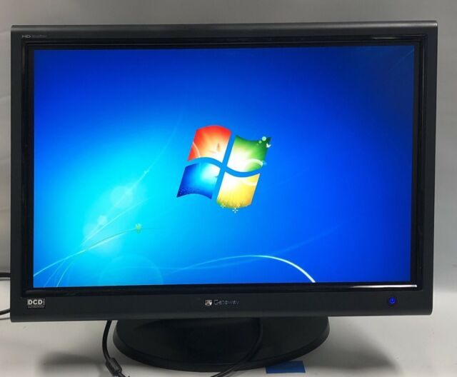 GATEWAY HD MONITOR FPD2185W DOWNLOAD DRIVERS