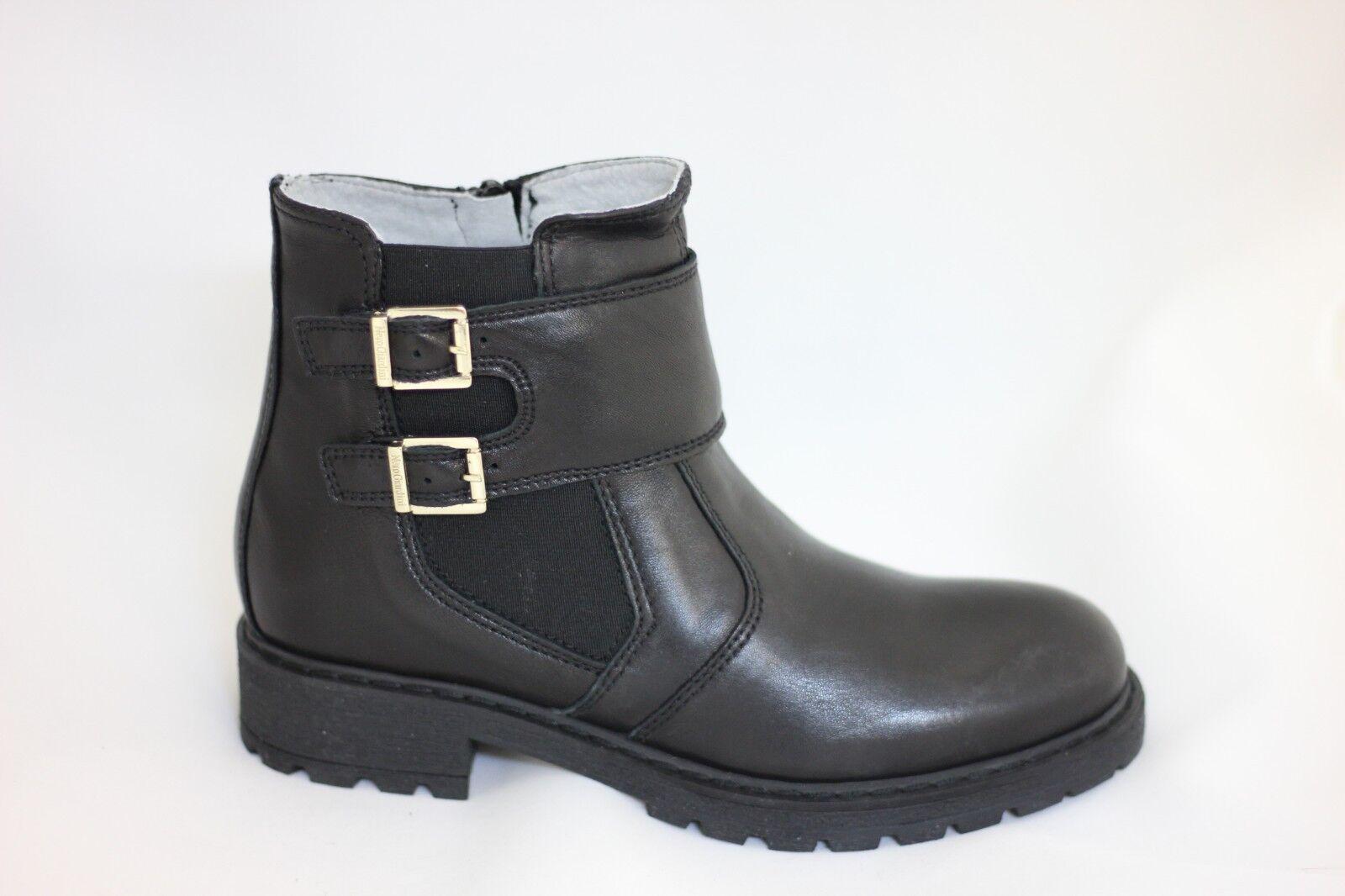 NERO GIARDINI Stivale tronchetto scarpa pelle donna nero 531202 35 saldi | Acquista  | Uomo/Donna Scarpa
