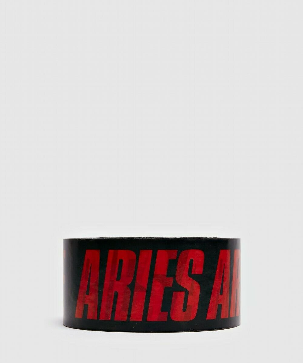 ARIES TAPE BLACK / RED (SAC2) RRP