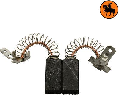 0.25x0.25x0.53/'/' Balais de charbon pour Black /& Decker Grinder SR800E