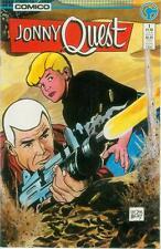Jonny Quest # 1 (Doug Wildey, Steve Rude) (USA, 1986)