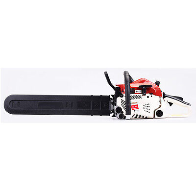 """BAUHOLTZ 78cc 24"""" Petrol Commercial Pruning e-Start Chainsaw"""