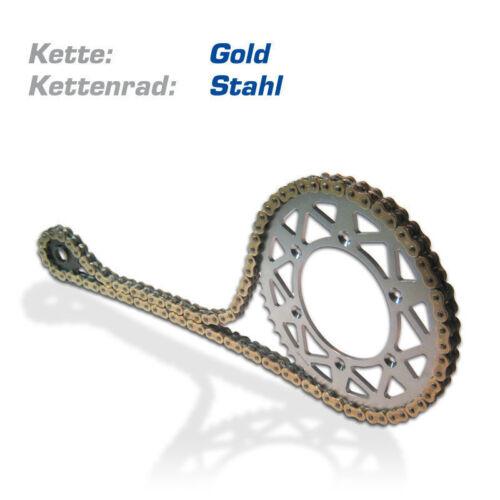 2011 mit Stahl Kettenrad DUCATI Kettensatz DIAVEL 1200 Bj