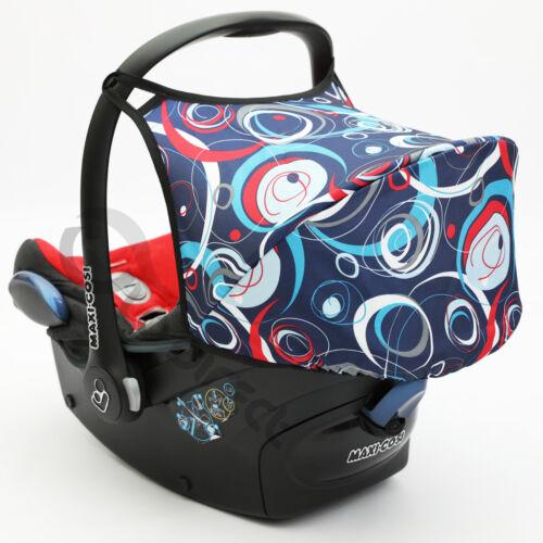to fit Maxi Cosi CabrioFix Cabrio car seat Canopy P006 Hood Sun Shade UV 50