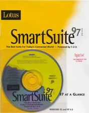 lotus smartsuite 97 wordpro 123 approach 96 ver 5 0 for sale online ebay ebay