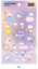 miniature 10 - Official BTS BT21 Baby Character Clear Stickers +Freebie + Free Tracking KPOP