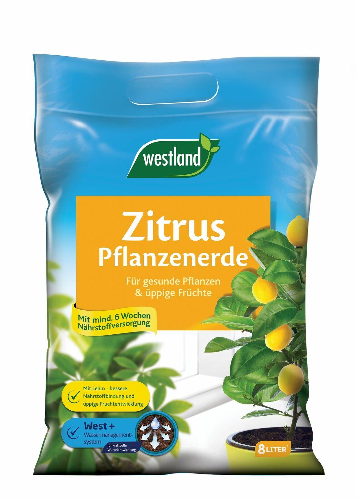 Westland Citrus Earth, 8 Litre