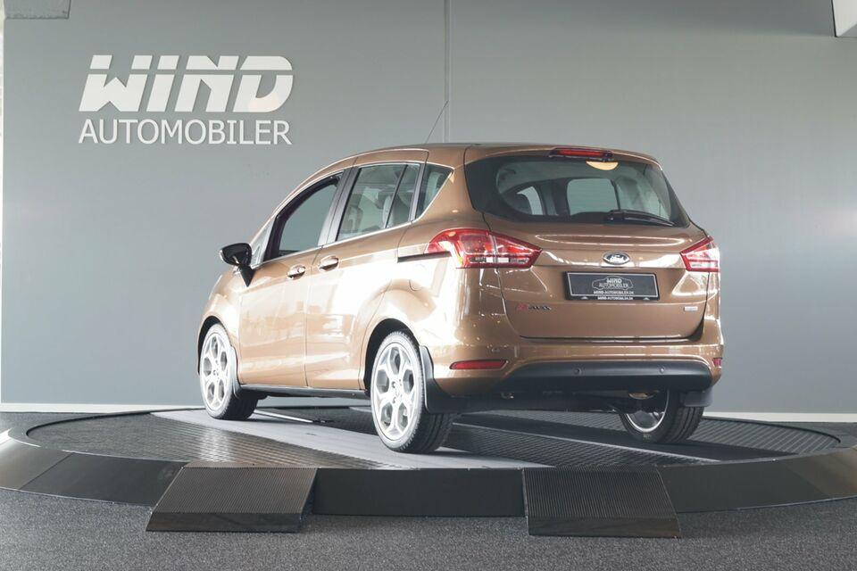 Ford B-MAX 1,6 TDCi 95 Titanium Diesel modelår 2014 km