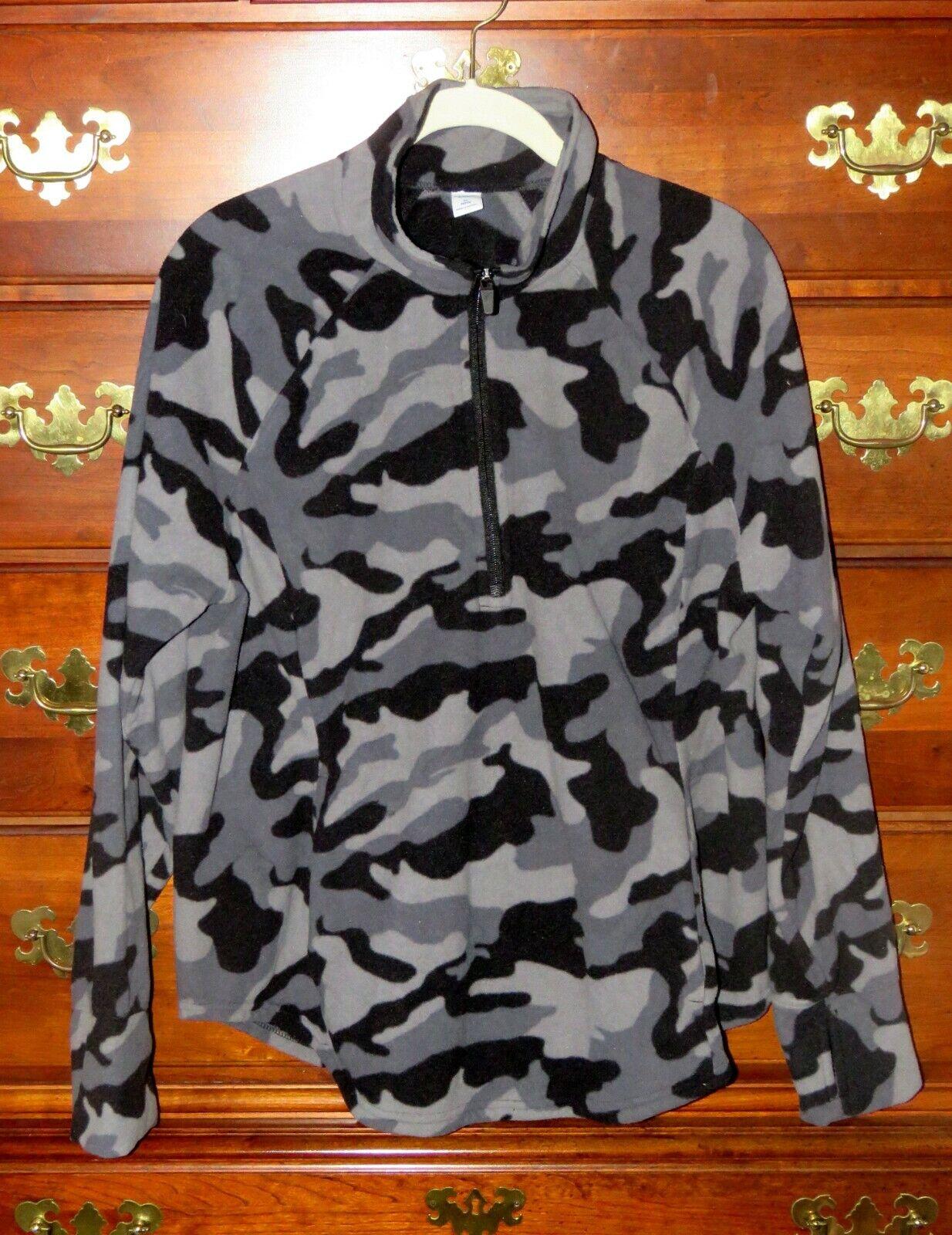 Women's Old Navy Active 1/4 Zipper Pullover Fleece Sweatshirt - Size Petite XL