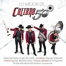 Lo  Mejor De Calibre 50 by Calibre 50 (CD, Feb-2015, Disa) NEW