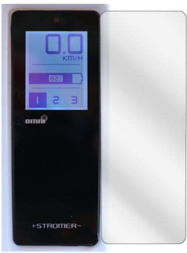 3x Stromer ST2 Omni-Display Schutzfolie klar Displayschutzfolie Folie Display