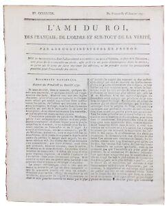 Liffré en 1791 Bretagne Rennes Josselin Mirabeau Journal Royaliste Révolution