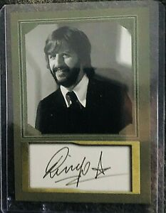 THE-BEATLES-RINGO-STARR-SIGNATURE-COLLECTOR-CARD