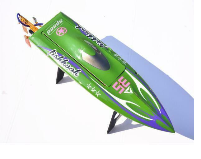 DT RC Electric Boat Hull  H625 Coloreeosso KIT Only  for Advanced Player Racing  miglior servizio