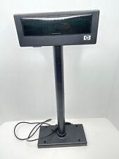 Hp Ld220 Hp Pos Pole Cash Register Customer Display 2 Line Vfd Usb Tested