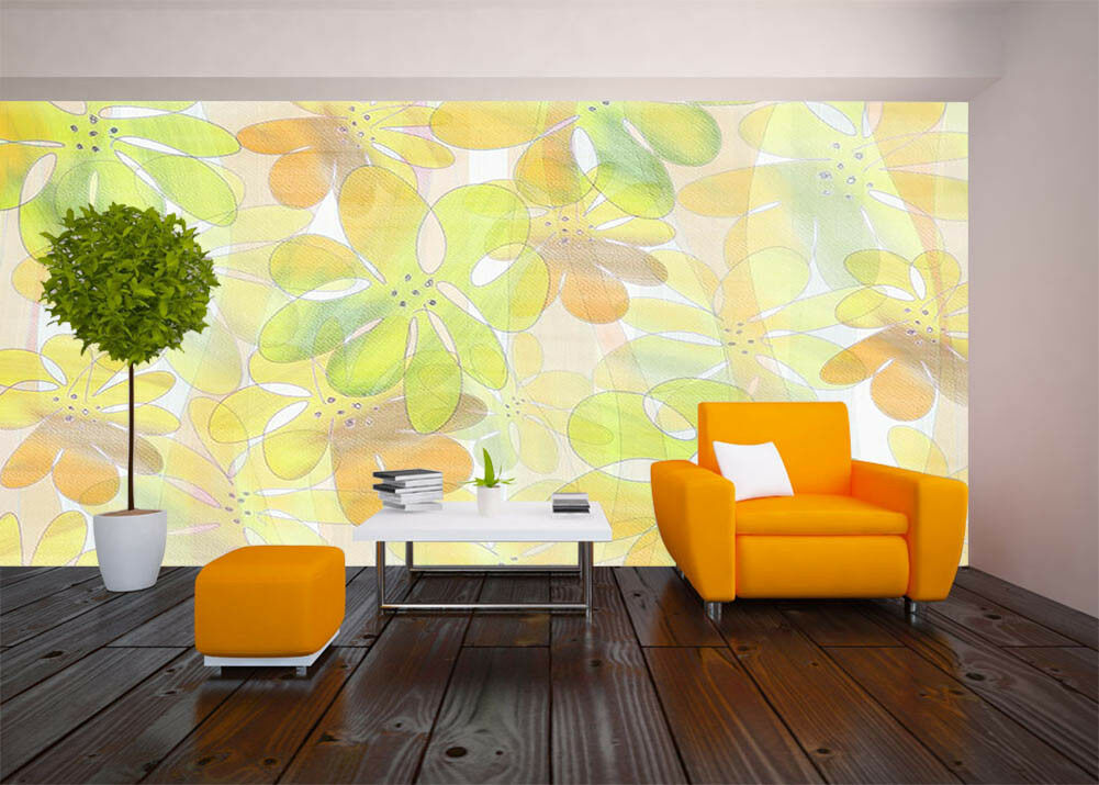 Special Leaves 3D Full Wall Mural Photo Wallpaper Printing Home Kids Decor