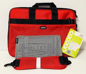 Cocoon-15-6-Laptop-Case-w-Carry-Handles-Shoulder-Strap-amp-GRID-IT-Organization