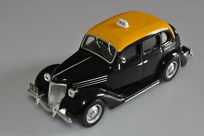 1950 au 1//43° TAXI de MONTEVIDEO FORD V8 URUGUAY