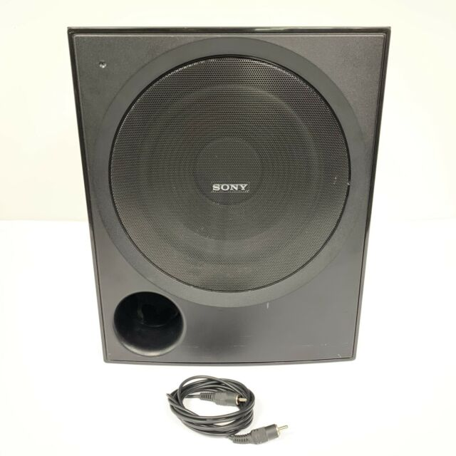 Sony SA-WP780 Active Subwoofer (SAWP780) For Sale Online