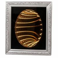 American Scientific Infinity Mirror Experience Optical Effects Law Of Reflection