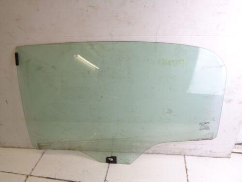 2006-2011 FIAT GRANDE PUNTO 5 DOOR  N//S//R PASSENGER LEFT SIDE REAR WINDOW GLASS