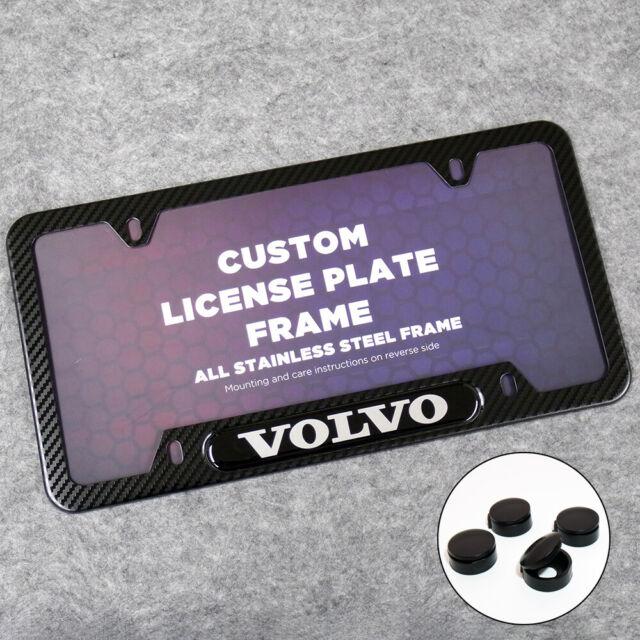 Genuine Volvo License Frame 8640121