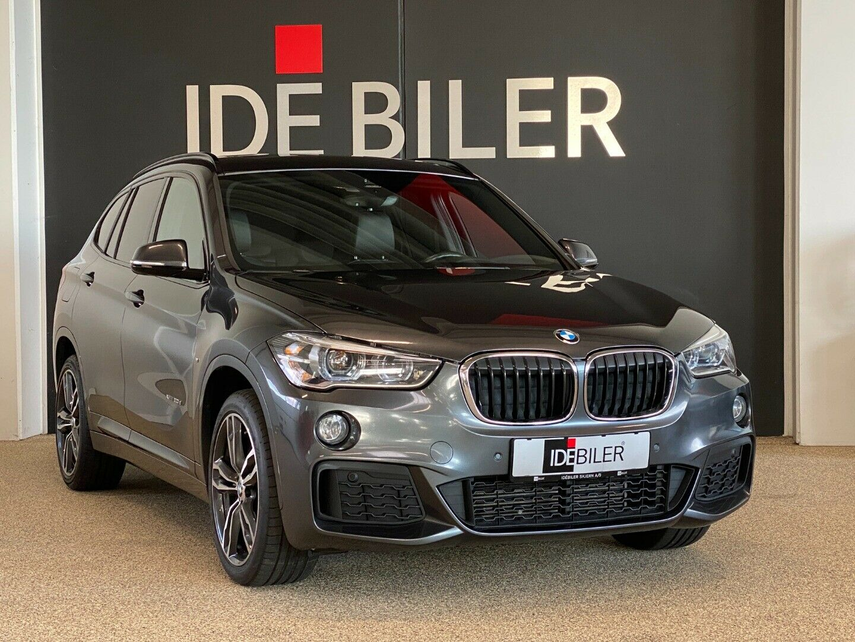 BMW X1 2,0 xDrive20d M-Sport aut. 5d