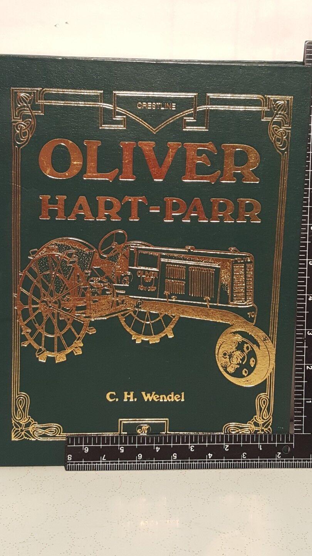 Oliver Hart-Parr Livre par C.W. Wendel