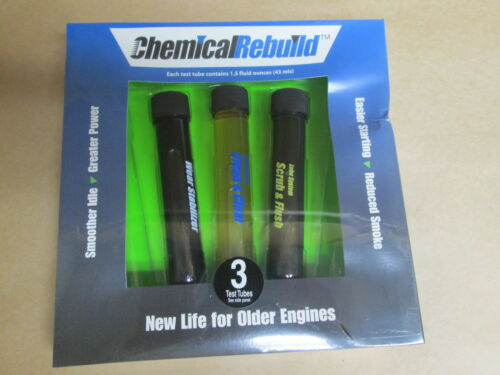CHEMICAL REBUILD ENGINE TREATMENT FOR 10 HP /& SMALLER