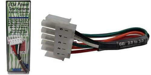 Details about  /Zebra Power Cord /& Plug #1 GE Regal-Beloit GENTEQ 2.0,2.3,2.5,/&3.0 UZPH1