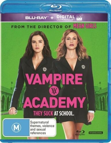 1 of 1 - Vampire Academy (BluRay, 2014)