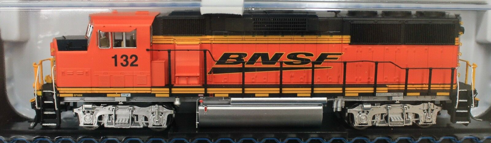 HO Scale - FOX VALLEY MODELS 20108 BNSF Heritage 3 GP60M Loco   132 DCC Ready