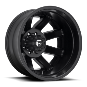 Fuel Dually Wheels >> Details About Fuel Maverick 20x8 25 Dually Wheels Ford Chevy Dodge Direct Bolt 8 Lug