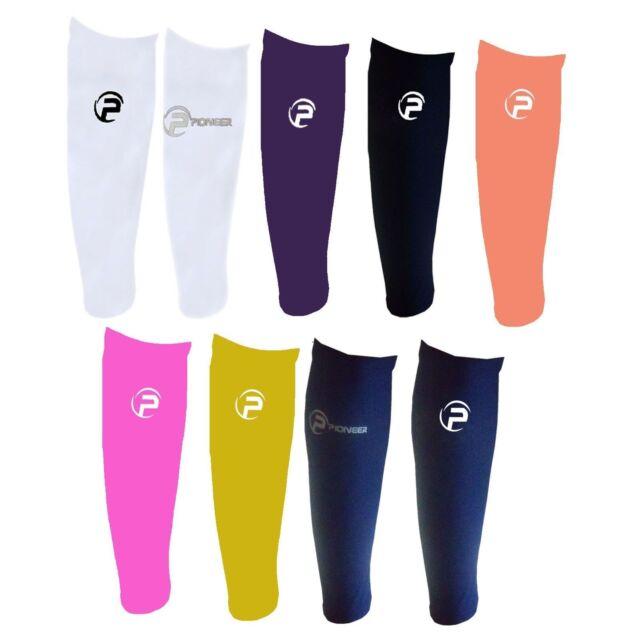 Pioneer Compression Leg Sleeves Calf Shin Splint Women Men Socks