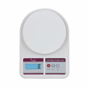 ACE Kitchen Weighing Scale 1g to7000 gm