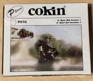 Cokin-P070-P-Series-Centre-Spot-WA-Incolor-1-Filter-Brand-New