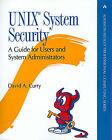 Unix System Security Lpi by Curry (Hardback)