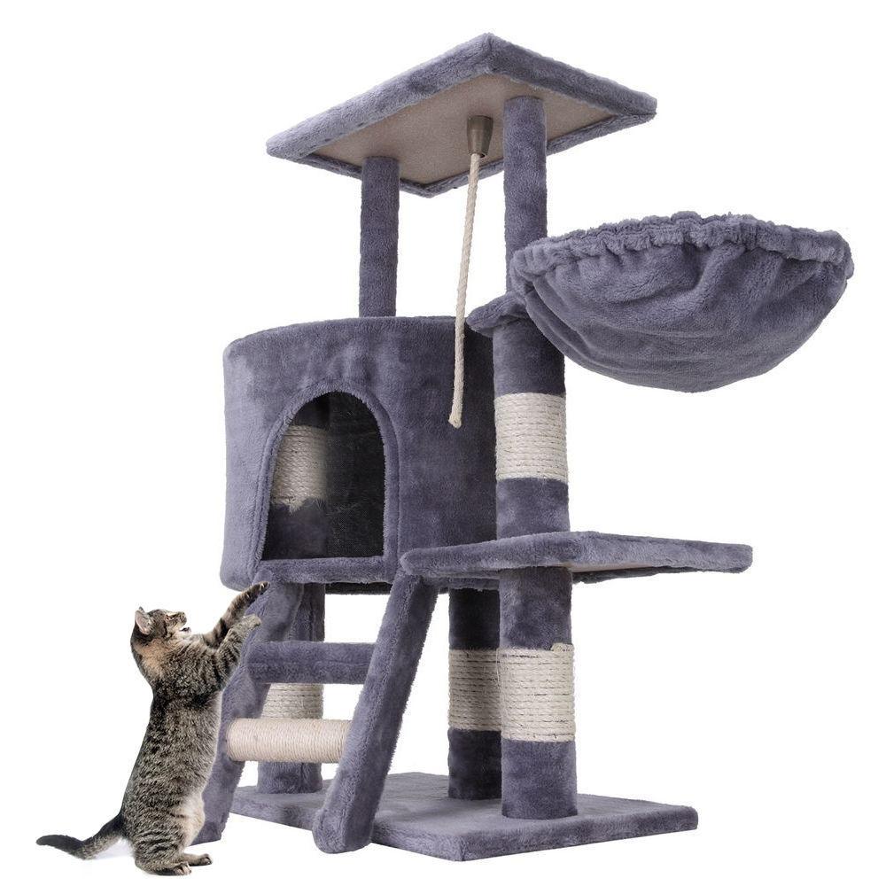 Panana Kitten Cat Tree Scratcher Scratch Post Climbing