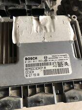 Calculateur moteur EDC16C34 1.6 HDI 0281012468 9656161680