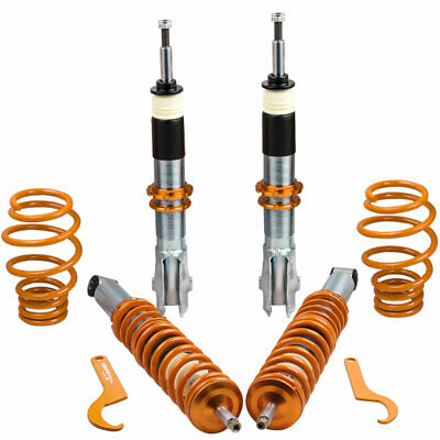 maXpeedingrods Lowering Suspension Coilovers for Polo 6N 6N2 Mk3 1999 2000 2001 2002