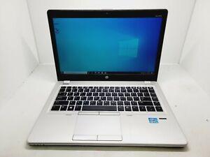 HP Elitebook Folio 9470M  Intel i7 3687U 2.10 GHz 16GB RAM 500GB HDD Windows 10