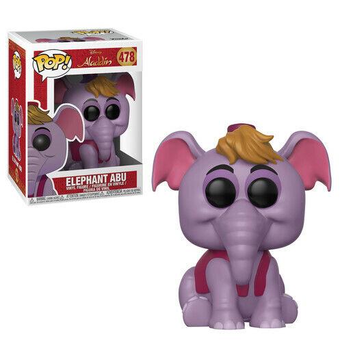 Aladdin - Elephant Abu - Funko Pop! Disney: (Toy New)